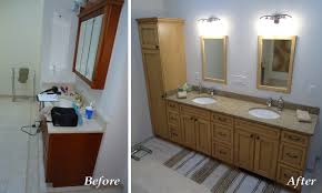 Bathroom Vanity New Jersey by Multi Room Home Remodel In Basking Ridge Skydell Contracting Inc