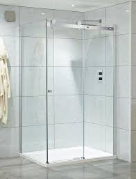 Frameless Shower Doors Phoenix by Frameless Single Slider Shower Door 1200mm Se085np