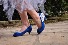 wedding shoes royal blue wedding shoes blue wedding shoes royal blue low heels