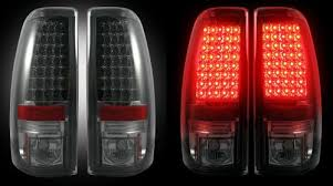 2000 F150 Tail Lights Recon Led Taillights