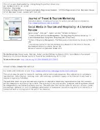 Pennsylvania travel media images Social media in tourism and hospitality a literature review pdf png