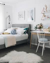 etagere murale chambre ado chambre ado une déco chambre ado en couleurs pastel une chambre de