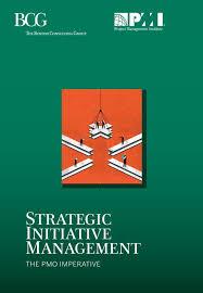 strategic initiative management the pmo imperative pmi