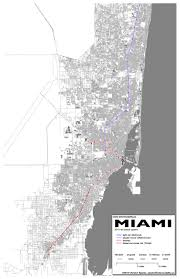 Port St Lucie Florida Map by 9 Miami Intermodality