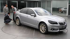 inside the holden vf commodore more tech than ever before