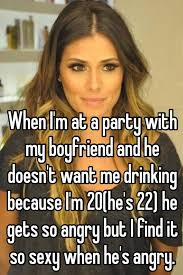 Angry Boyfriend Meme - when i m at a party with my boyfriend and he doesn t want me