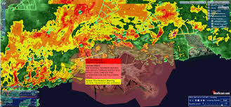 Severe Weather Map 2 18 2012 U2014 Tornado Warnings Watches In Louisiana Mississippi