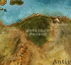 Thedas Map Codex Entry Arlathan Part One Dragon Age Wiki Fandom Powered