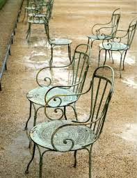 Best Wrought Iron Chairs Images On Pinterest Wrought Iron - Outdoor iron furniture