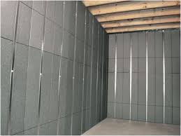 luxury insulated basement wall panels