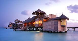 ten hotels with overwater villas tablet hotels