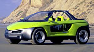concept cars six bizarre concept cars of the 80s and 90s petrolblog