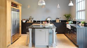 your kitchen design harvey jones kitchens grey oak shaker kitchen from harvey jones