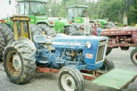 52hp ford 4600 su special utility ford tractors u0026 equipment