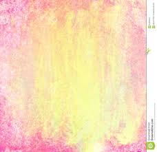 paint wall background yellow and pink wall stock photo image