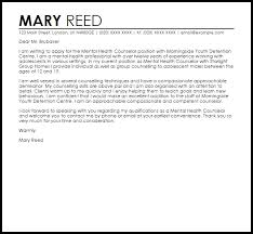 youth counselor cover letter 28 images youth counselor cover