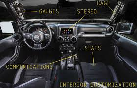 standard jeep interior rebel off road