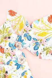 Make Your Own Envelope Diy Double Sided Floral Envelopesmaritza Lisa