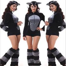 Fur Halloween Costumes Compare Prices Cosplay Cat Tail Shopping Buy Price