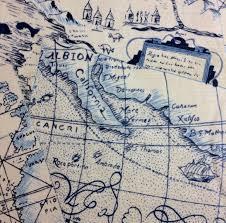 Map Fabric 53
