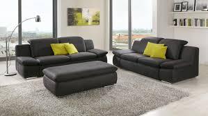 sofa anthrazit isona 3 sitzer anthrazit mit kopfteilverstellung armteilfunktion