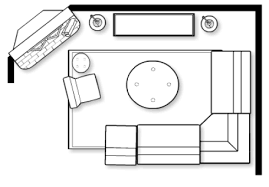 living room floor plans how to determine proper room layout in an open my room