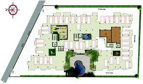 exploded floor plan aakam builders hygrevar aura