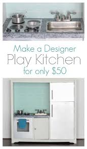 pretend kitchen furniture best 25 wooden play kitchen ideas on wooden play