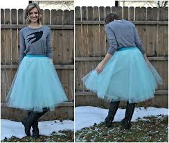 how to make tulle skirt me made mint tulle skirt handmade