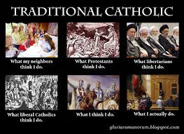 Catholic Memes Com - gloria romanorum trad catholic meme