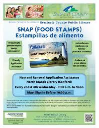 emergency food stamps florida recipes food