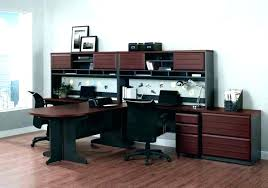 Home Office Desks For Two Two Person Desk Chair Two Person Desk Design Ideas For Your Home