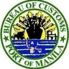 bureau of bureau of customs port of manila home