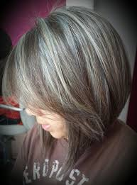 how to blend in gray roots of black hair with highlights best 25 cover gray hair ideas on pinterest gray hair colors