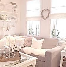 cream living room ideas cozy shabby chic sofa cream living room home interior design ideas