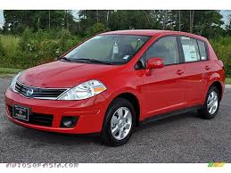nissan tiida 2008 hatchback 2012 nissan versa 1 8 s hatchback in red alert 290629 autos of