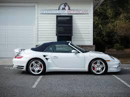 2008 porsche 911 turbo cabriolet 2008 porsche 911 turbo charleston sc 15851733