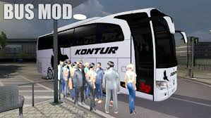 mod car game euro truck simulator 2 ets2 travego bus mod euro truck simulator 2 youtube