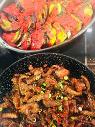 forum cuisine plus the forum on veggie rattatouille vs crispy chilli pork