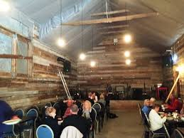 The Barn Cafe Inside The Barn Cafe And Stage In The Back For Live Music