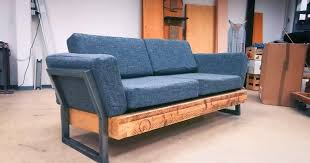 how to make a industrial couch for under 100 u2013 diy industrial
