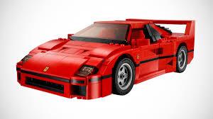 Behold The Lego Ferrari F40 Autoweek