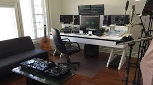 diy recording studio desk the diy dream audio production and recording studio