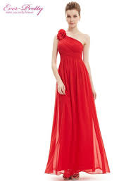bridesmaid dresses ever pretty he08237 one shoulder floral padded