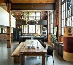 cuisine table dacco de cuisine table cuisine style industriel cuisine indus style