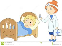doctor and sick patient clipart clipartxtras