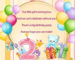 happy 2nd birthday quotes happy 2nd birthday to my son or daughter