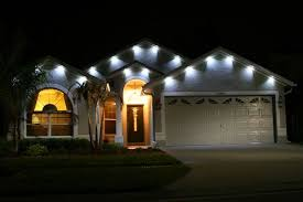 outdoor under eave lighting delphitech residential outdoor led lights revolutionary design