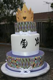 love this kente inspired cake cake by maame sam wedding cakes