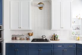 how to make cabinets appear taller make your kitchen feel larger than before with this